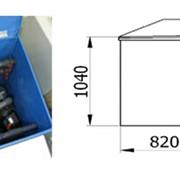 Фильтростанции в корпусе AQUASTAR - FSK и FSK2 фото