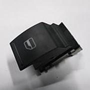 Кнопка стеклоподъемника 7L6959855B, 1F0959855, 1F0959855 3X1, 1F0959855 REH, 7L6959855B, 7L6959855B REH для VW Touareg 2002-2010 фото