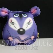 Антистрессовая игрушка Мышка Стесняшка фото