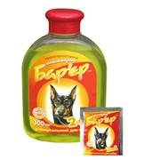 Шампунь БАРЬЕР противопаразитарный для короткошерстных собак фото