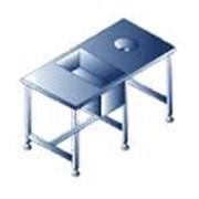 Стол для вязки колбас фото