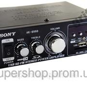 Усилитель SONY Xplod AK-699D 001512 фото
