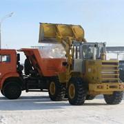 Уборка снега механизированная - средне-срочная - 2 категория фото