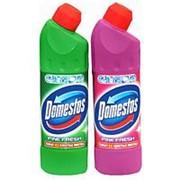 Чистящее средство для сантехники Domestos , жидкость, 1л, ассорти фото
