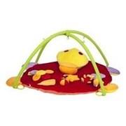 Mioshi Игровой развивающий коврик Mioshi Удивительный мир (85*85*45 см, подвесн. игрушки) (MIO0302-040) фото
