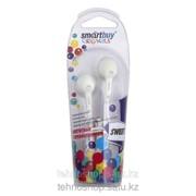 Внутриканальные наушники SmartBuy® SWEETS, белые SBE-6000 32/320 фото
