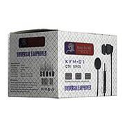 Наушник KFM-01 с микрофоном фото