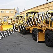 Дорожно строительная техника услуги фото