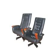 Кресло офисное массажное Лидер-1 фото