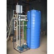 Установка озоносорбции предназначена для очистки дезинфекции питьевой и бассейновой воды. фото