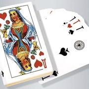 Карты игральные подарочные оптом в Казахстане, купить подарочные игральные карты в Алматы оптом, Игральные карты Казахстан купить в подарок фото