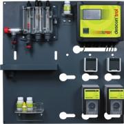 Измерительно-регулирующий прибор descon®trol XVS PRO с сенсорным дисплеем БЕСХЛОРНЫЙ | pH | t Арт. № 12611XV фото