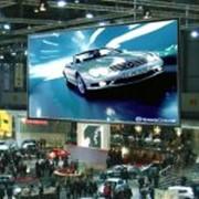 Внутренний LED экран фото