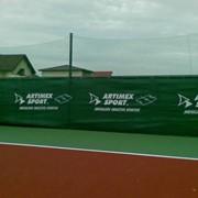Защита для тенисного корта Plasa protectie teren tenis Cod 700-015 фото