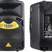 Активная акустическая система Behringer B615D Eurolive фото