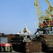 Разгрузка крупногабаритных и нестандартных грузов. Комплексное экспедирование и полный объем грузовых операций в Одесском морском торговом порту и других портах Украины фото