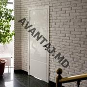 Классическая дверь MDF, арт.73 фото