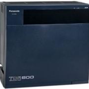 Учрежденческая цифровая АТС Panasonic KX-TDA 600 фото