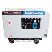 Генератор дизельный GLENDALE DP6500L-SLE/3 134501 фото