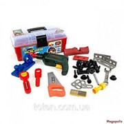 Детский набор инструментов 2059, 33 дет фото