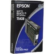Картридж Epson Matte Black для Stylus Pro 7600/9600 матовый черный фото