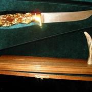 """Сувенирный нож ручной работы """"ЛЕСНИК"""",ножи сувенирные,ножи сувенирные цена фото"""