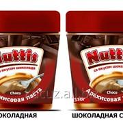 Арахисовая паста шоколадная в Узбекистане фото