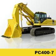 Экскаватор PC400-7 фото