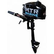 Лодочный мотор T2.6BMS MTR Marine фото