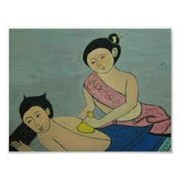 Тайский массаж и его польза фото