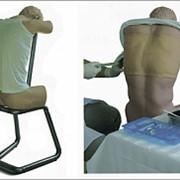 Модель для обучения торакальной пункции со спины фото