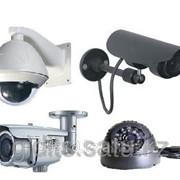 Услуга по обслуживанию систем видеонаблюдения фото