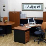 Офисный стол Элайн-2 фото