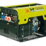 Аренда бензогенератора 10 кВт (пр-во Италия) фото