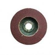 Круг лепестковый торцевой ПРОМИС для УШМ d-125*22 зерно 40 5542040 /200/ фото