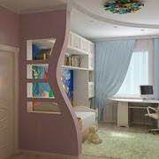 Мебель для детских комнат, вариант 4 фото