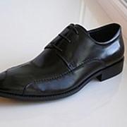Модельные мужские туфли фото