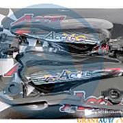 Защита на руль мотоцикла усиленный тип черный Accel Taiwan фото