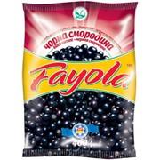 Смородина черная замороженная. фото