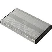 Корпус для HDD 2.5 SATA AgeStar 3UB2S silver, алюминиевый, серебристый - usb 3.0 фото