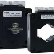 Трансформатор тока ТТЭ-А EKF 100/5 А фото