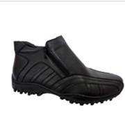 Ботинки зимние мужские фото