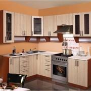 """Набор мебели для кухни угловой """"Ника"""" фото"""
