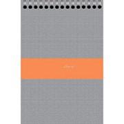 Блокнот Линер спираль А4 80л.тверд. перепл. 28шт/уп. БК фото