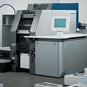 Оперативная офсетная печать больших тиражей фото