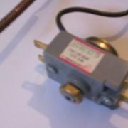 Термостат защитный, для водонагревателя. фото