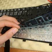 Ремонт клавиатуры ноутбука фото