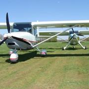 Базовый ХИАТ-650Б - сверхлегкий самолет для перевозки небольших грузов или одного пассажира. Исполнение 200. фото