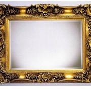 Зеркала антикварные фото