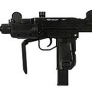 Пневматический пистолет-пулемет Gletcher UZM Blowback фото